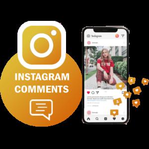 Instagram comments, igfollowers.uk