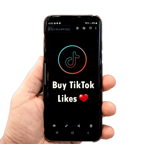 Buy TikTok Likes-Product, igfollowers.uk