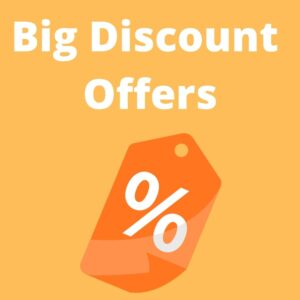 Product- Discount Offer