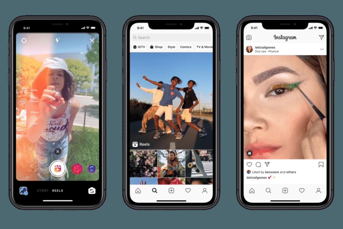 Buy Instagram Reels Likes UK